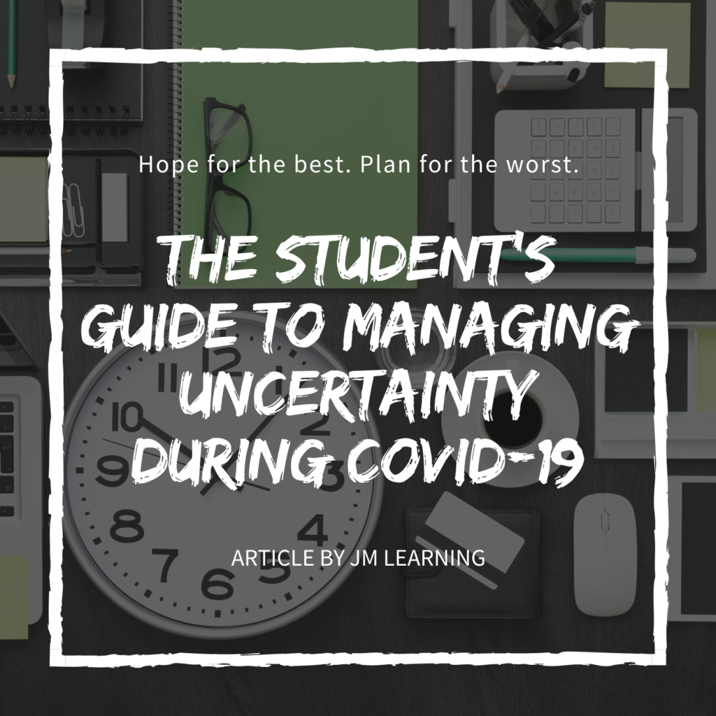 The student's guide to managing uncertainty during COVID 19 article cover 1024x1024 - The Student's Guide to Managing Uncertainty During COVID-19