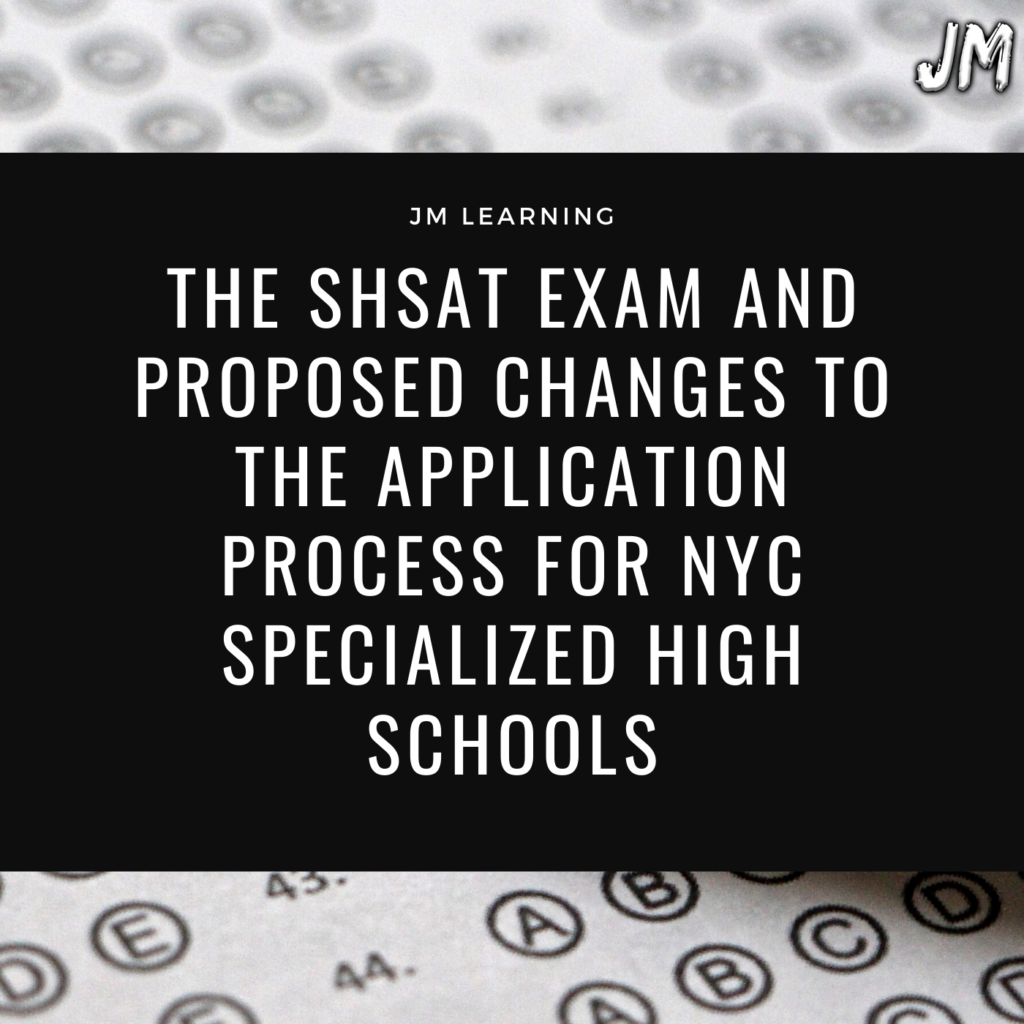The New SHSAT Exam article 1024x1024 - The New SHSAT Exam